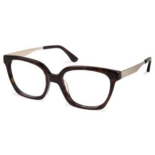 Cynthia Rowley Eyewear CR5024 No. 65 Tortoise Round Metal Eyeglasses