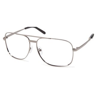 Cynthia Rowley Eyewear CR6012 No. 06 Gunmetal Aviator Metal Eyeglasses