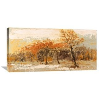 Big Canvas Co. Lucas 'Foresta I' Stretched Canvas Artwork