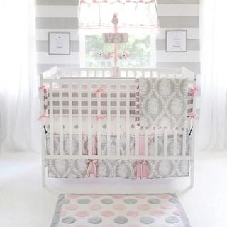 My Baby Sam Olivia Rose Crib Bumper