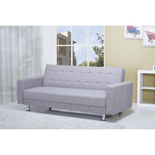 Frankfort Ash Convertible Loveseat