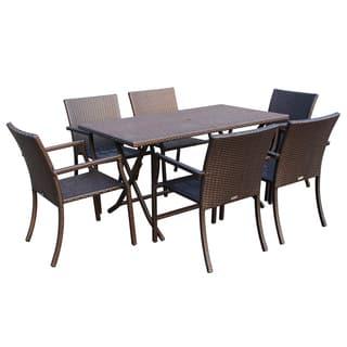 7-piece Resin Wicker Dining Set|https://ak1.ostkcdn.com/images/products/11207286/P18195899.jpg?impolicy=medium