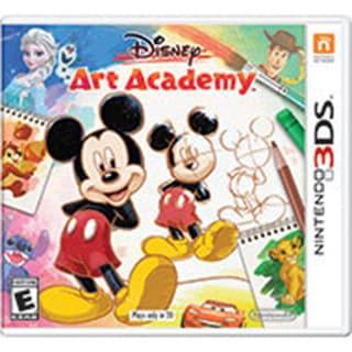 Nintendo Disney Art Academy
