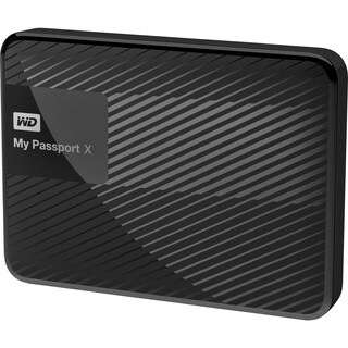 WD 3TB My Passport X for Xbox One Portable External Hard Drive