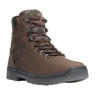 Men's Danner IronSoft 6in Work Boot Brown Leather
