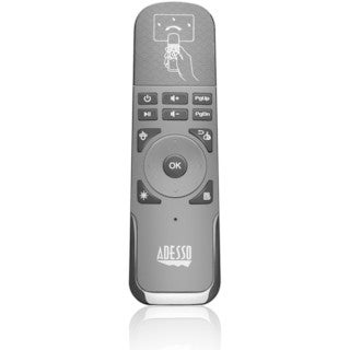 Adesso SlimTouch WKB-4010UB Universal Remote Control