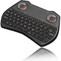 Adesso SlimTouch 4020 - 2.4GHz Wireless Keyboard with Touchpad