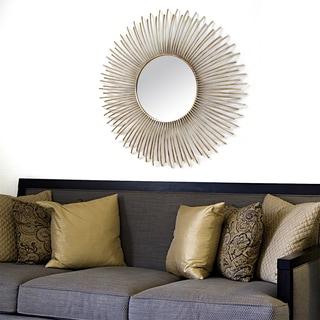 Stratton Home Decor Sophia Wall Mirror