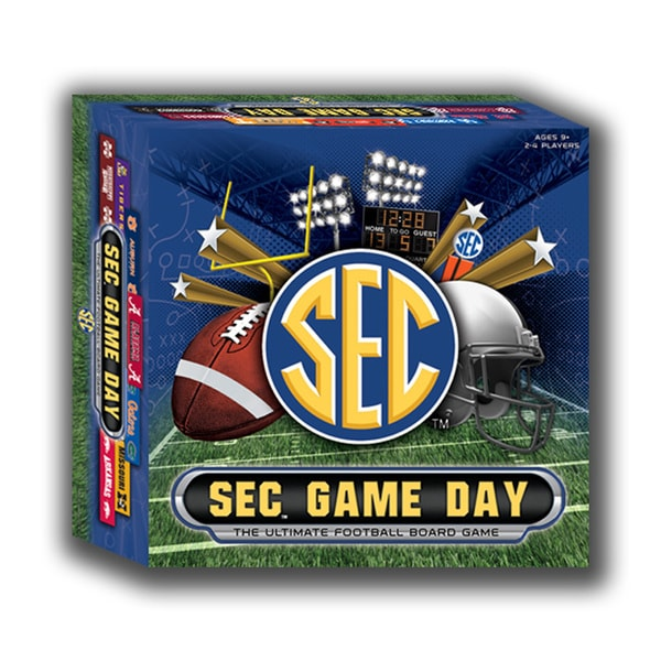 SEC Game Day: The Ultimate Football Board Game
