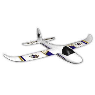 NFL Baltimore Ravens Sky Glider Foam Airplane