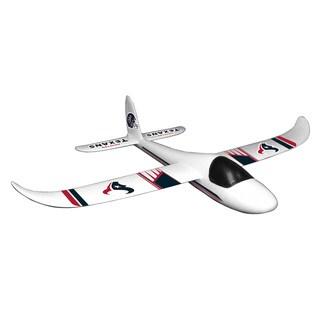 NFL Houston Texans Sky Glider Foam Airplane