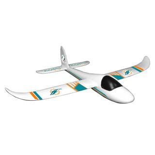 NFL Miami Dolphins Sky Glider Foam Airplane