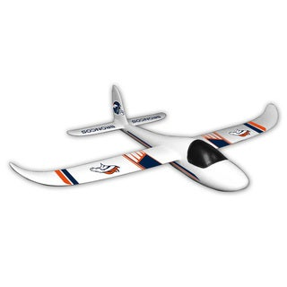 NFL Denver Broncos Sky Glider Foam Airplane