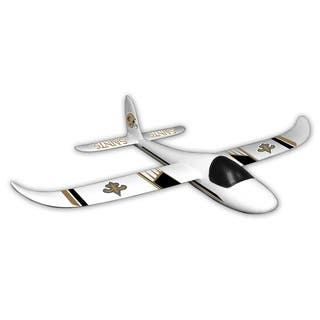 NFL New Orleans Saints Sky Glider Foam Airplane|https://ak1.ostkcdn.com/images/products/11210358/P18198460.jpg?impolicy=medium