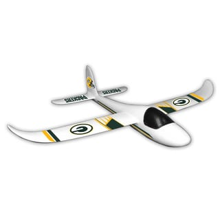 NFL Green Bay Packers Sky Glider Foam Airplane