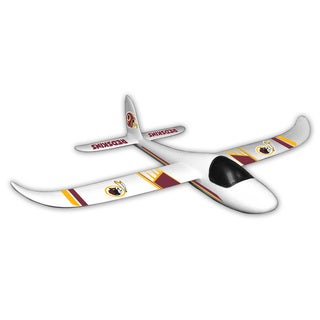 NFL Washington Redskins Sky Glider Foam Airplane
