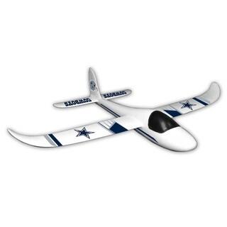 NFL Dallas Cowboys Sky Glider Foam Airplane