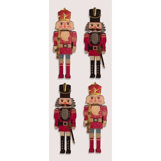 Little B Mini Stickers Classic Nutcrackers