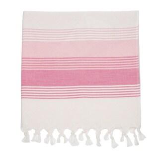 Milazzo Stripe Fouta Beach Towel