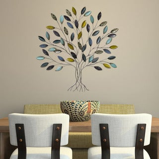 Stratton Home Decor Tree Wall Decor