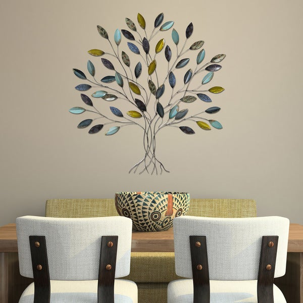 Shop Stratton Home Decor Tree Wall Decor - Free Shipping Today ...