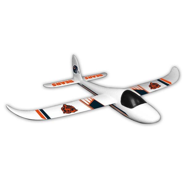 NFL Chicago Bears Sky Glider Foam Airplane