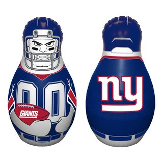 NFL New York Giants Tackle Buddy Inflatable Punching Bag