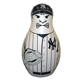 MLB New York Yankees Bop Bag Inflatable Punching Bag