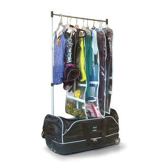 Travolution 28-inch Wheeled Drop-bottom Duffel Bag with Garment Rack|https://ak1.ostkcdn.com/images/products/11210659/P18198673.jpg?impolicy=medium