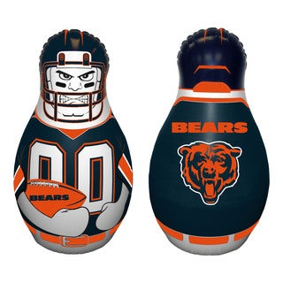 NFL Chicago Bears Tackle Buddy Inflatable Punching Bag