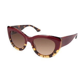 Cynthia Rowley Eyewear CR5030S Miss Z Cat-Eye Plastic Sunglasses