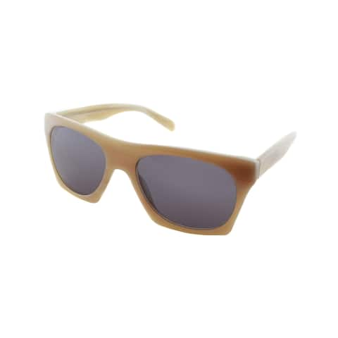 Cynthia Rowley Eyewear CR5026 S No.32 Beige Texture Fashion Plastic Sunglasses