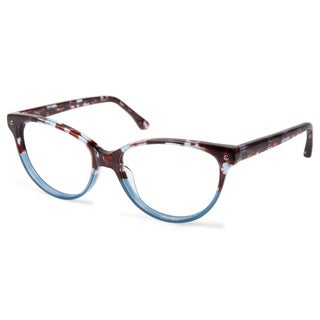 Cynthia Rowley Eyewear CR5002 No. 51 Cat-Eye Plastic Eyeglasses