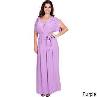 Purple Dresses - Deals on Plus Sizes - Overstock.com