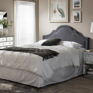 laurel creek payton contemporary upholstered headboard more options available