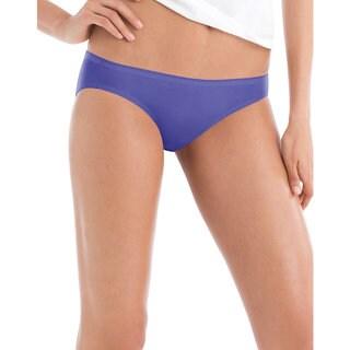 Hanes Women's Cotton Bikini 10-Pack