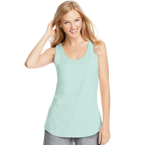 Hanes womens X-Tempa Performance Tank (42WT)