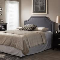 Laurel Creek Payton Fabric Upholstered Headboard