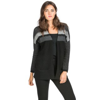Ply Cashmere Women's Colorblock Cashmere Cardigan|https://ak1.ostkcdn.com/images/products/11210998/P18198949.jpg?_ostk_perf_=percv&impolicy=medium