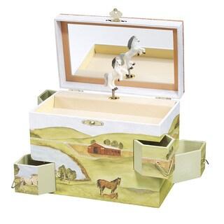 Enchantmints Hideaway Horse Music and Treasure Box