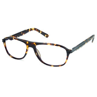 Cynthia Rowley Eyewear CR6018 No. 63 Matte Tortoise Round Plastic Eyeglasses
