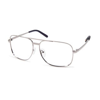 Cynthia Rowley Eyewear CR6012 No. 06 Light Gunmetal Aviator Metal Eyeglasses