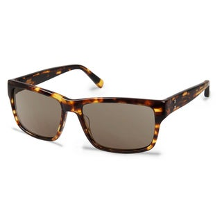 Cynthia Rowley Eyewear CR6013 No. 28 Tobacco Round Plastic Sunglasses