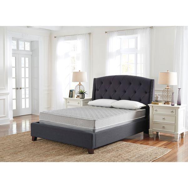 Sierra Sleep by Ashley Longs Peak Limited Firm King size