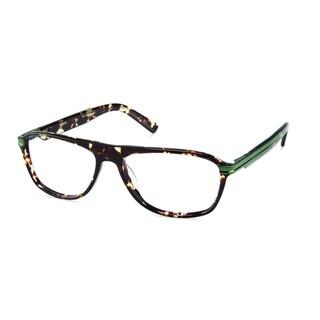 Cynthia Rowley Eyewear CR6018 No. 63 Black/Tortoise Round Plastic Eyeglasses