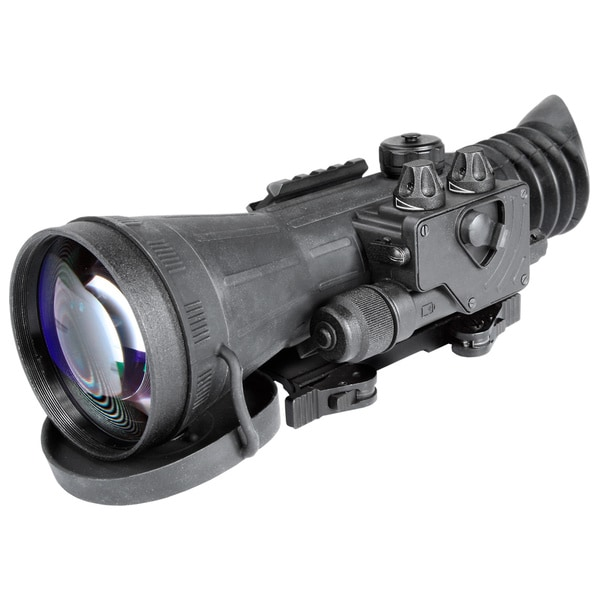 Armasight Vulcan 4.5X 3 Bravo MG Compact Professional 4.5x Night Vision Rifle Scope Gen 3 with Manual Gain