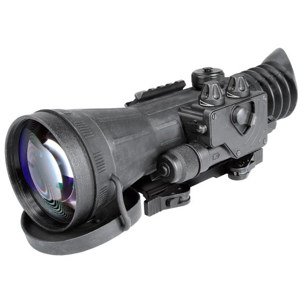 Armasight Vulcan 4.5X ID MG Compact Night Vision Rifle Scope Gen 2+ Improved Definition with Manual Gain