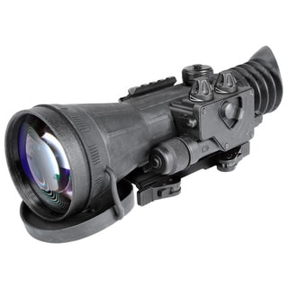 Armasight Vulcan 4.5X QS MG Night Vision Rifle Scope Gen 2+ Quick Silver White Phosphor with Manual Gain