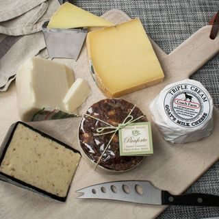 igourmet Panforte and Cheese Assortment
