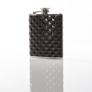 The Black on Black Flask